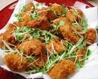 Kamada Salad Pork Cutlet