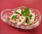 Crunchy Lotus Salad