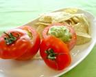 Tomato Guacamole Surprise