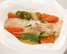 Salad Soy Salmon