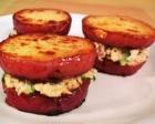 Potato Tuna Sandwich