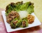 Shabu Shabu Salad Roll