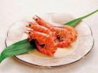 Sesame Poached Shrimp