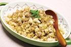 Cauliflower and Ground Chicken