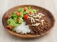 Japanese Taco Rice