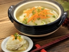 Chinese Cabbage and Pork Hot Pot
