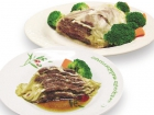 Layered Steamed Cabbage and Beef