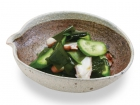 Cucumber and Octopus Salad